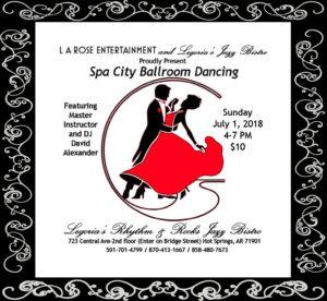 david alexander ballroom dance
