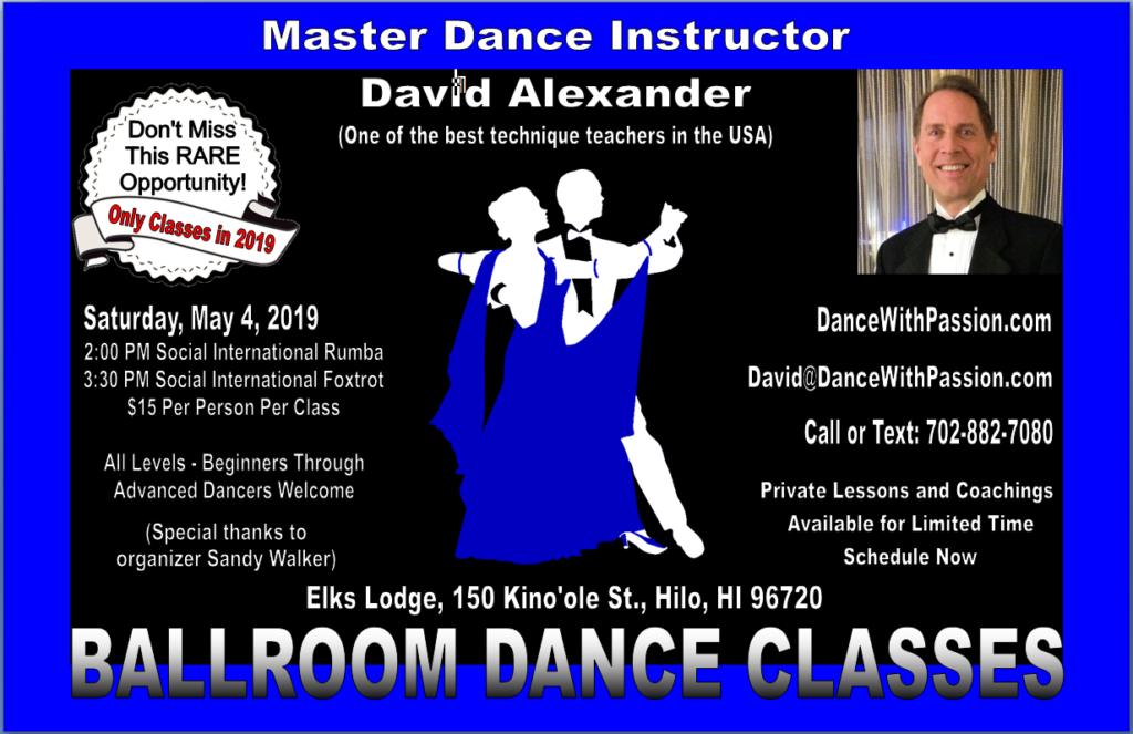 Class Flyer